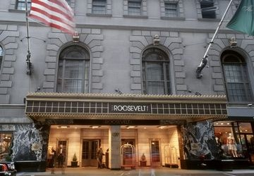 #7 The Roosevelt Hotel