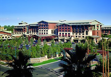 #8 Disney Grand Californian