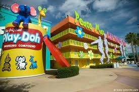 Disneys Pop Century Resort