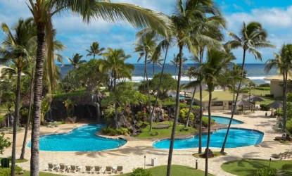 Reviews for aqua kauai beach resort lihue united states for Plantation beuh exterieur