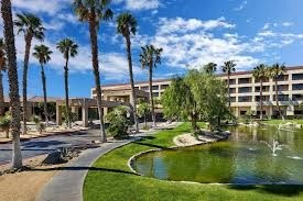 #2 Doubletree Golf Resort Palm Springs