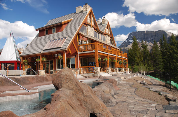 Reviews for hidden ridge resort banff canada for Impression homes park ridge
