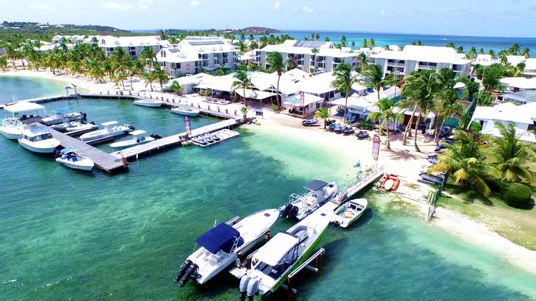 Hotel  Ef Bf Bd St Martin Antilles