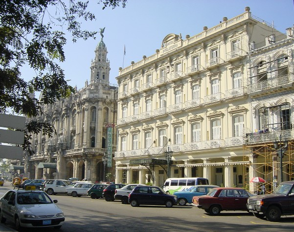 Hotel Inglaterra Havana Cuba Room