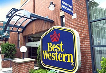 #1 Best Western Downtown